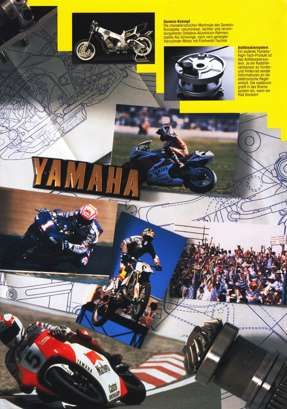 What Is A Yamaha Fa
